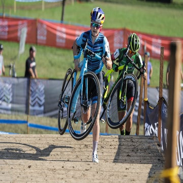 Charm City Cross, day two: Noble doubles up, Driscoll powers to men's win