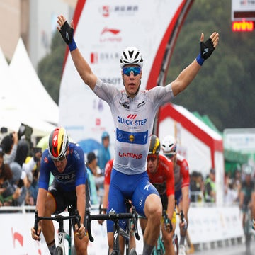 Tour of Guangxi: Rookie Jakobsen grabs stage 3 victory