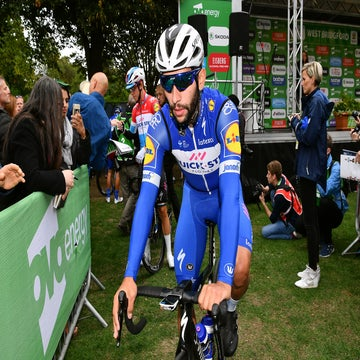 Gaviria departs Quick-Step for UAE-Emirates