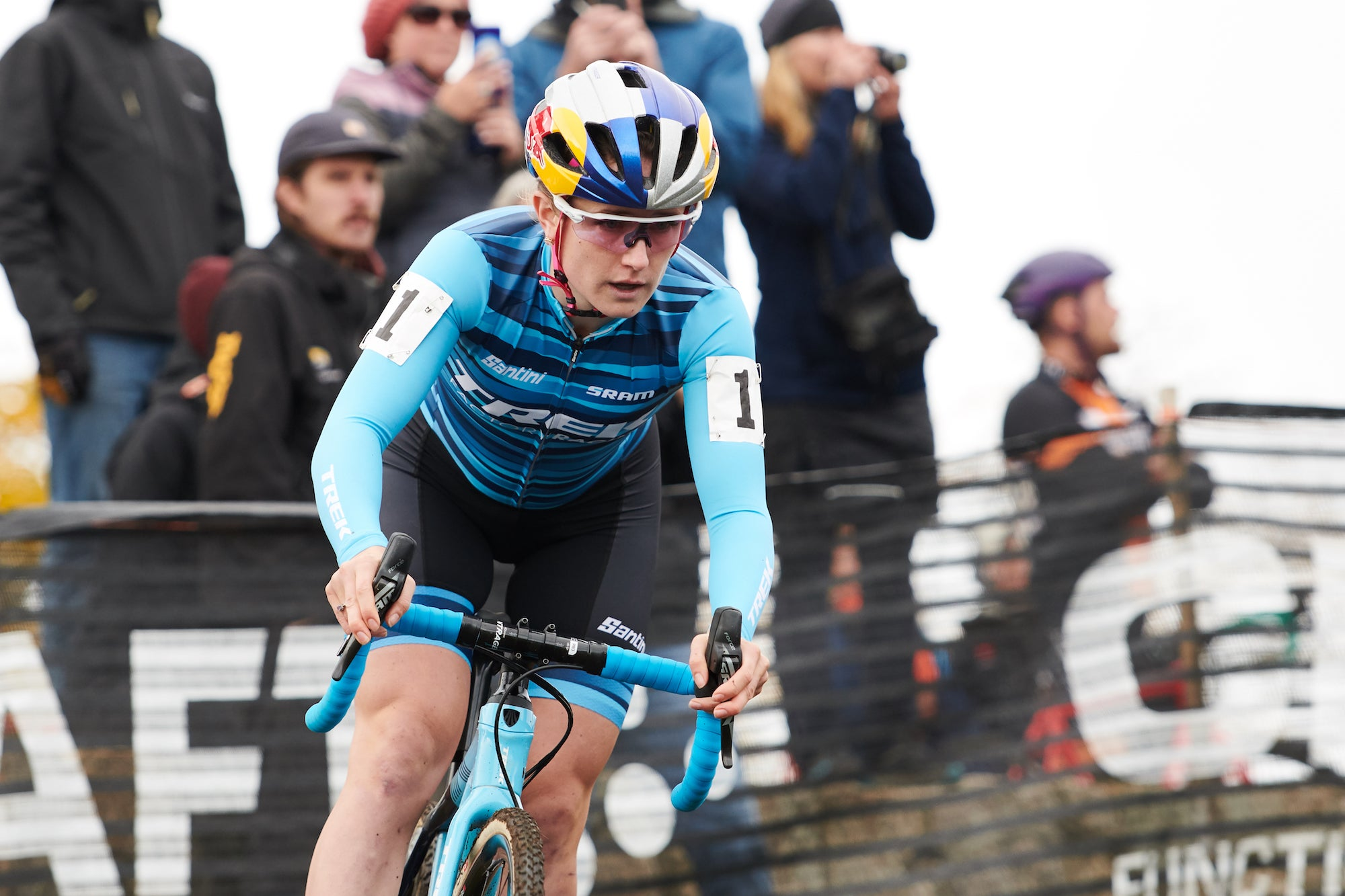 GP Gloucester: White edges four-man final lap, Noble dominates from the start