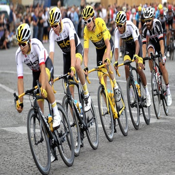 Commentary: The Tour route is another effort to cage Team Sky