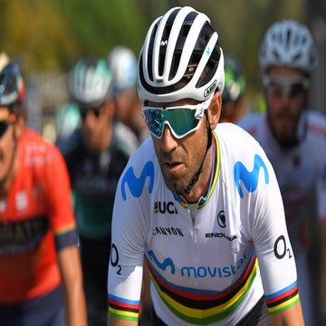 Valverde closing out season with rainbow jersey debut
