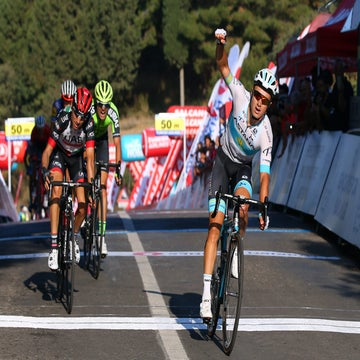 Turkey: Lutsenko climbs to stage 4 win and takes race lead