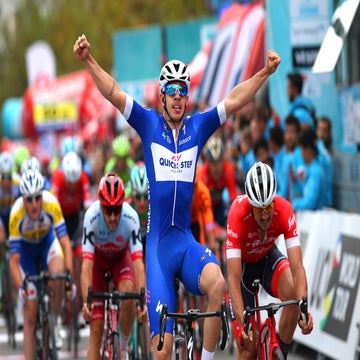 Turkey: Hodeg takes stage 5 sprint, Lutsenko retains overall lead