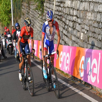 Pinot: 'To win ahead of Nibali is something very special'