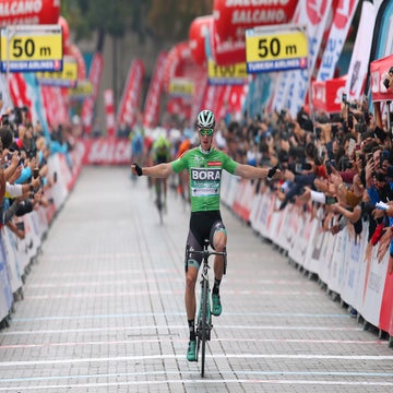 Turkey stage 6: Bennett claims hat-trick of wins, Prades grabs GC