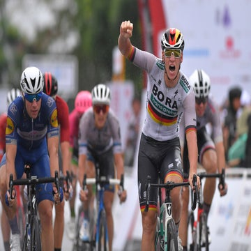 Guangxi stage 2: Ackermann wins in pouring rain