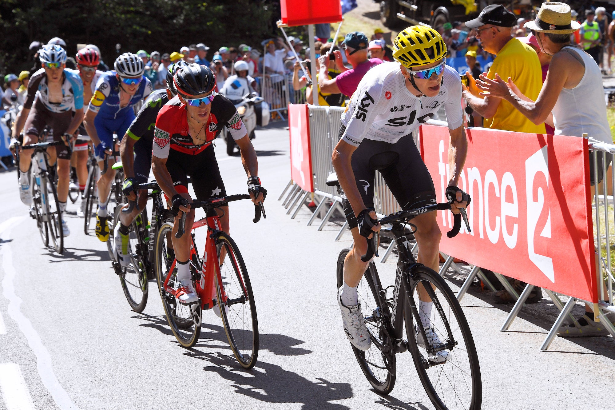Commentary: What we love (and hate) about the 2019 Tour route