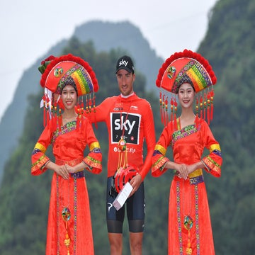 Tour of Guangxi: Moscon climbs to stage 4 win