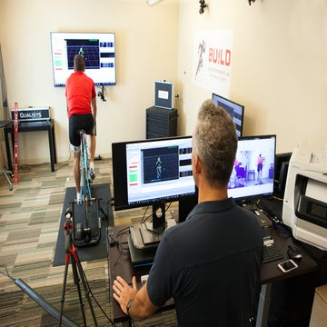 The Outer Line: Using motion-detection system to get the right bike fit
