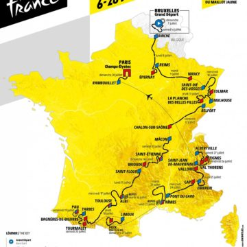 VN Show: Do we like the 2019 Tour route?