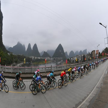 Tour of Guangxi builds bridge for cycling between east, west
