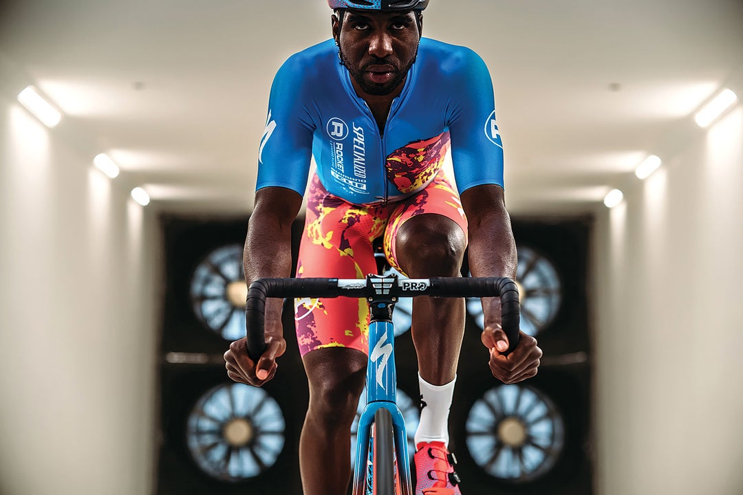 Justin Williams leads a revolution in cycling sponsorship