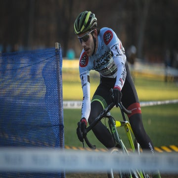 Noho CX: White, McFadden earn solo wins
