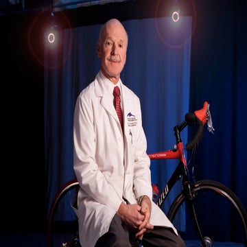 Fast Talk podcast: Preventing cycling's most common injuries, with Dr. Andy Pruitt