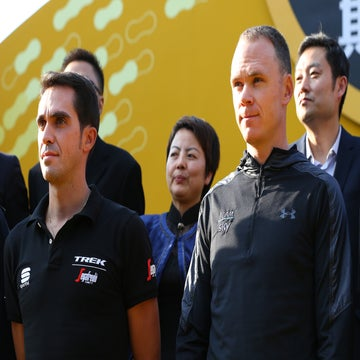 Contador gives Froome-Thomas prediction for 2019 Tour