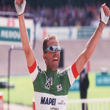 Andrea Tafi, 52, says he has a team for Roubaix comeback