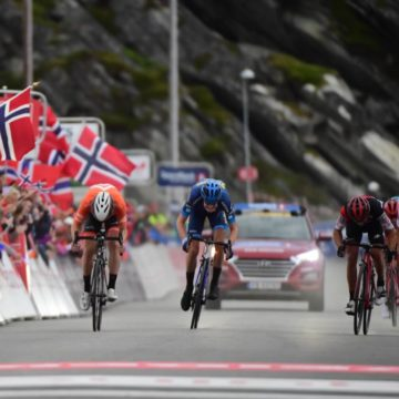 Inside Colin Joyce's first big Euro win at the Arctic Race of Norway