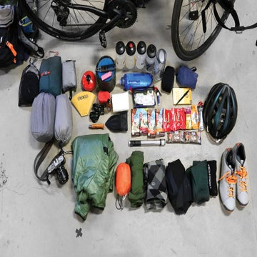 Bikepacking: What to bring, what to leave at home