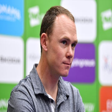 'Recovery starts now' says Froome from hospital bed