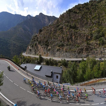 Vuelta 2019 expect to revisit France, Andorra