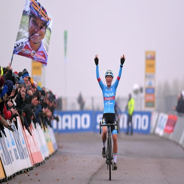 Rising Dutch 'cross star Betsema fails anti-doping test