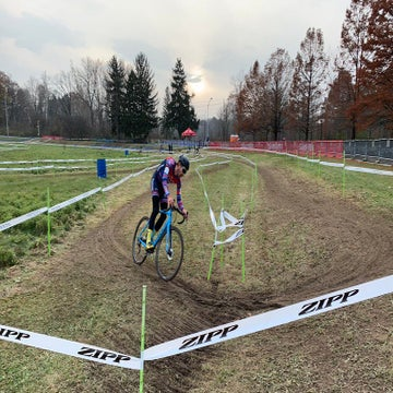 Driscoll out for rest of CX season with broken femur