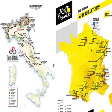 Roundtable: Tour route vs. Giro route