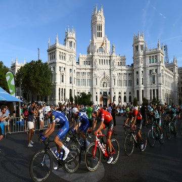 2019 Vuelta menu: Short stages, summit finishes