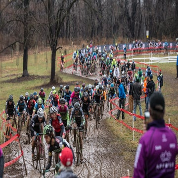 CX Nats Gallery: Mastering the mud in Louisville