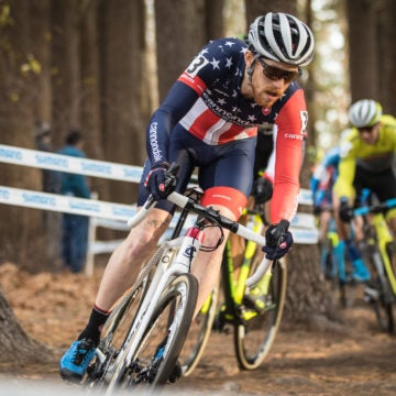Cannondale take clean sweep with Keough and Hyde at NBX CX