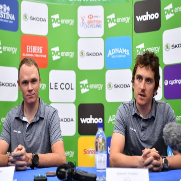 Froome, Thomas optimistic about Sky's future
