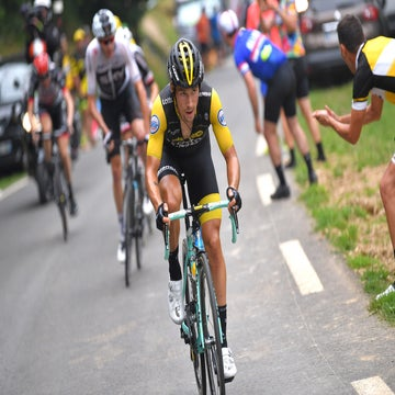 With Roglic, Mollema, 2019 Giro field just keeps getting better