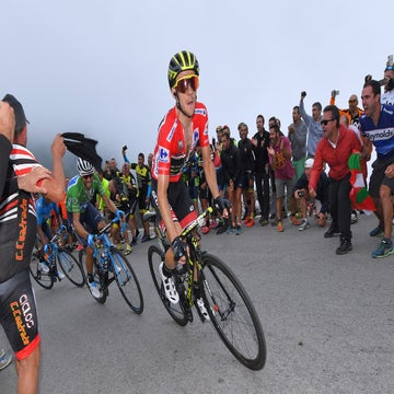2019 Vuelta a España route includes five new summit finishes