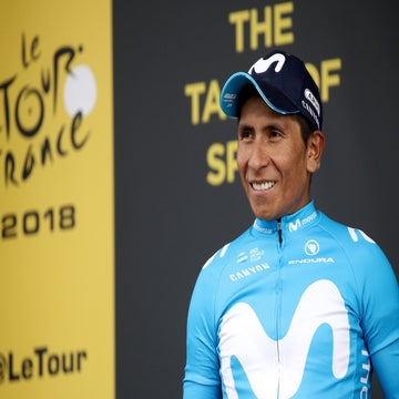 Movistar taps Quintana as sole leader for Tour