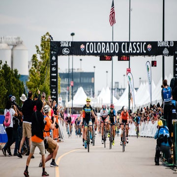 The Outer Line: A new twist on summertime Colorado bike racing