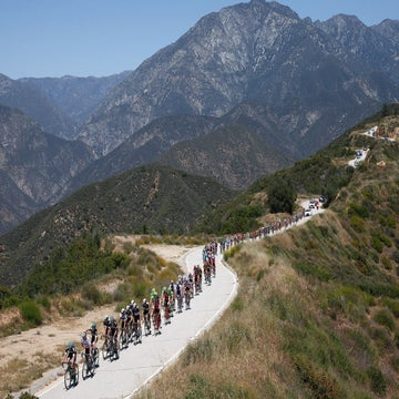 2019 Tour of California includes Mount Baldy finish