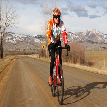 How this time-crunched cyclist trains for Dirty Kanza