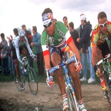 Andrea Tafi, 52, struggling to find team for Roubaix return