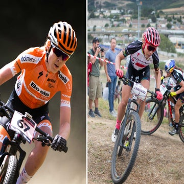 Van der Breggen and Langvad team up for Cape Epic MTB race