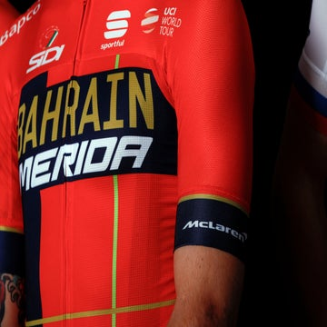 Formula 1 comes to cycling: McLaren deal a 'game-changer' for Bahrain-Merida