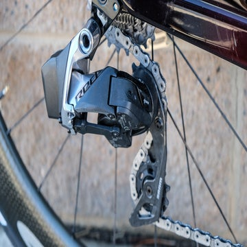 First ride: SRAM reimagines gear range with Red eTap AXS