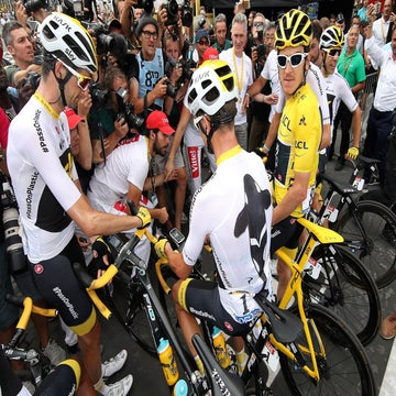 Team Sky mum on rumors about future