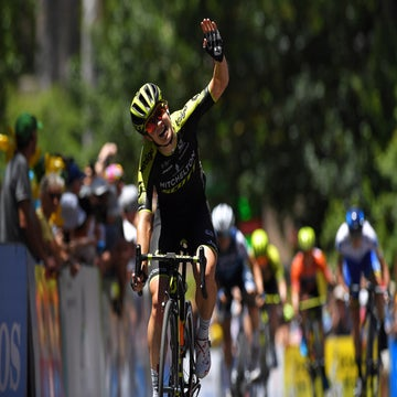 Women's Tour Down Under Stage 3: Mitchelton-Scott's dominance continues as Brown takes stage