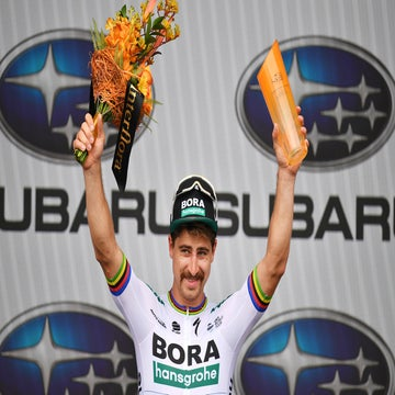 Tour Down Under: Sagan sprints to his first win of 2019