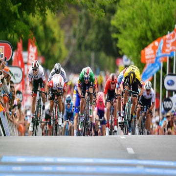Nothing routine at WorldTour as crashes and controversy light up Tour Down Under