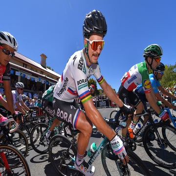 Vuelta a San Juan: Peter Sagan 'relaxed' with one win already