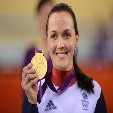 Olympic champ Pendleton opens up about depression, suicidal thoughts