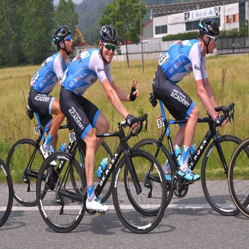 Israel Cycling Academy confirms merger talks with WorldTour teams