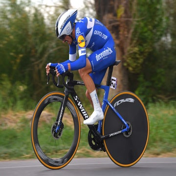 San Juan stage 3: Alaphilippe wins TT, takes overall lead